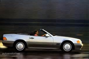 Mercedes Sl500 Specs Mercedes Sl Sel R129 Specs 1989 1990 1991 1992