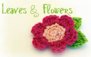 Free Easy Flower Crochet Patterns - pattern for crocheted flower