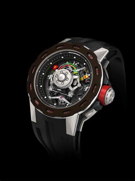 Jam Tangan Pria Richard Mille Rm 038 Black Grey Rubber santai jam tangan richard mille edisi terhad 9 gambar carigold forum