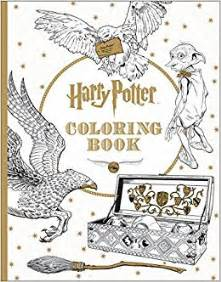 harry potter coloring book price harry potter coloring book scholastic 9781338029994