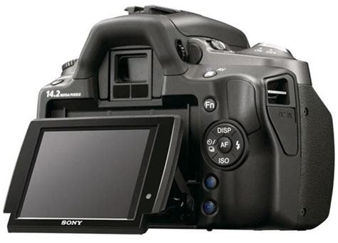 Sony Dslr Di Malaysia sony alpha dslr a380 price in malaysia specs technave
