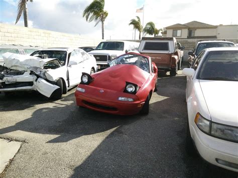 totaled jeep grand mazda miata saves owner s after being t boned by jeep