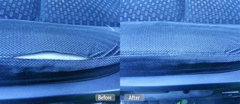 How To Repair Vinyl Upholstery by Photo Vehicle Upholstery Repair Fibrenew Fort Collins