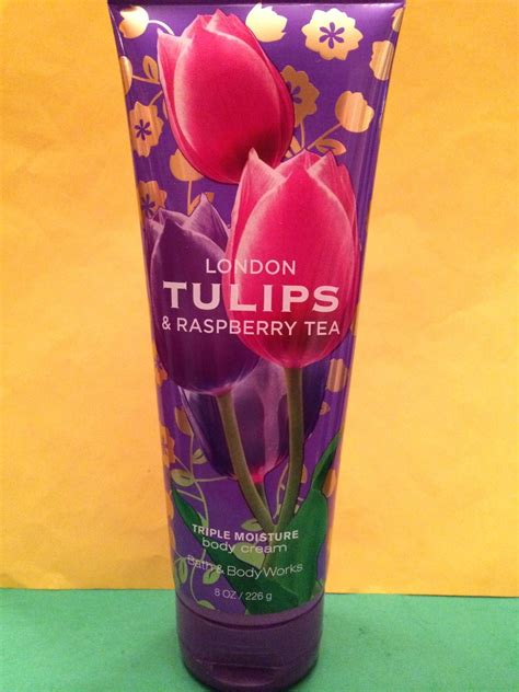 Parfum Original Bath Works Forever Rejecttester bath and works tulips raspberry large