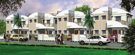 elevation image 3 of modi harmony homes unit