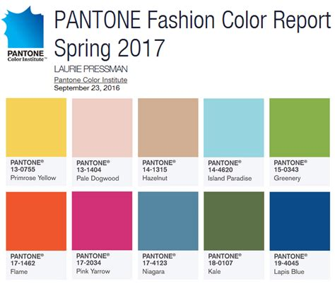 2017 Pantone by Pantone Colors For 2017 How To Use 2017 Pantone Color