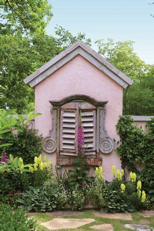 country garden small house home tiny cottages small