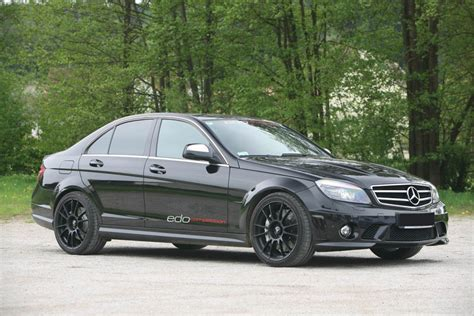 mercedes c63 amg top speed edo competition improves the mercedes c63 amg review