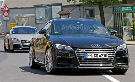 Audi Tt Rs Manual Transmission by 2017 Audi Tt Rs Loses Manual Transmission