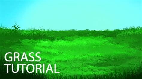 tutorial photoshop grass how to digitally paint grass by tsaoshin on deviantart