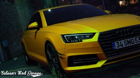 Audi A4 Abt Tuning by Audi A4 B9 Quattro Abt Tuning V1 1 For Gta 5 187 Ets 2