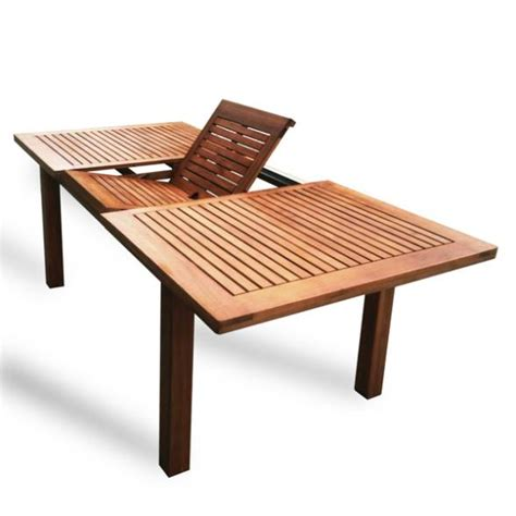 Montague wooden extendable outdoor dining table buy outdoor dining tables