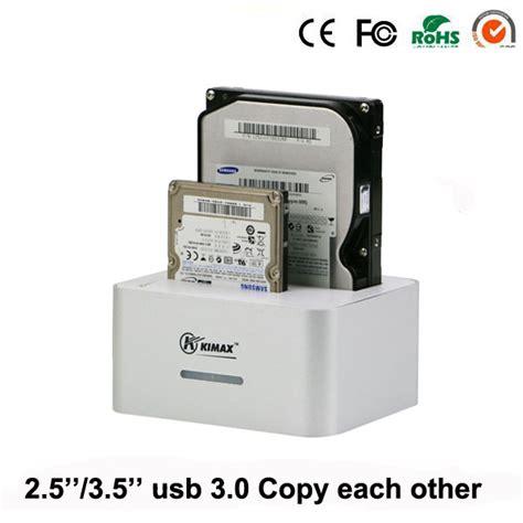 Original Usb 3 0 3 Bay 2 5 3 5 Hdd Station usb 3 0 desktop external hdd caddy ssd hdd 2 5 3 5 inch cd 2 bay up to 4tb per with