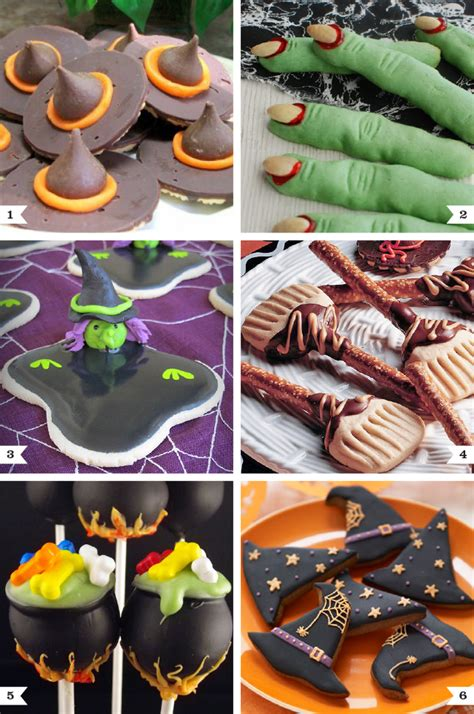 halloween themed desserts witch themed dessert recipes chickabug