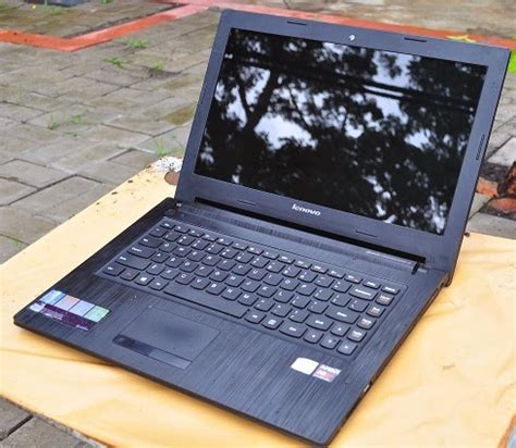 Dan Spek Laptop Lenovo Laptop Gaming Spek Tinggi Vram 3gb Lenovo G405 Malang Jual Beli Laptop Second Dan Kamera