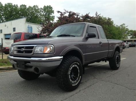 Purchase used 1997 Ford Ranger XLT Extended Cab Pickup 2