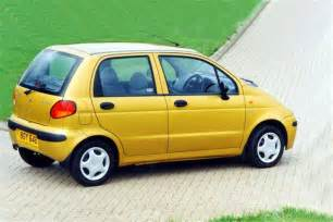 Daewoo Matiz Daewoo Matiz 1998 2005 Used Car Review Review Car