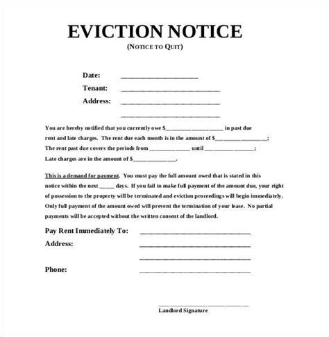 sle eviction notice west virginia west virginia eviction notice form
