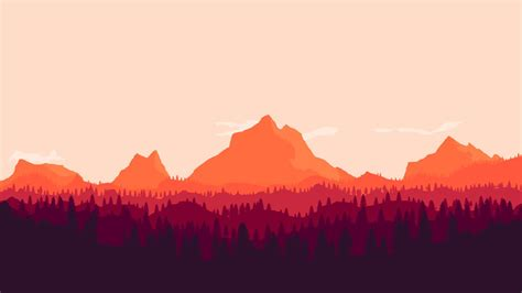 minimalist mountains mountain desktop by xana seraphi on deviantart