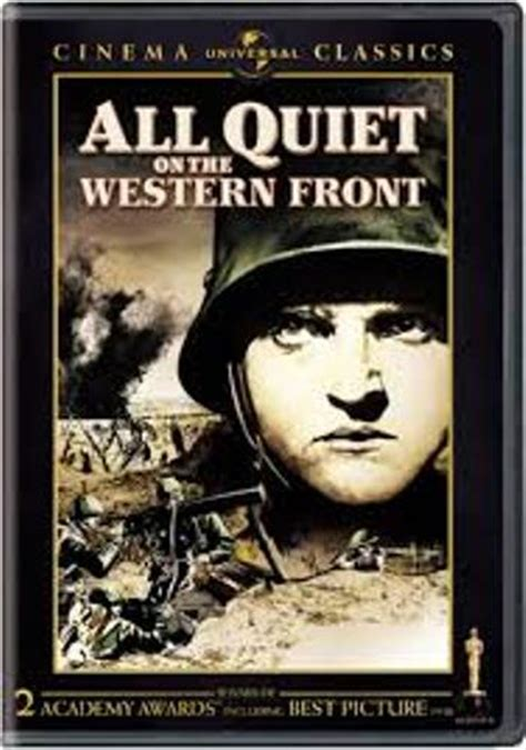 all on the western front book report 10 facts about all on the western front fact file