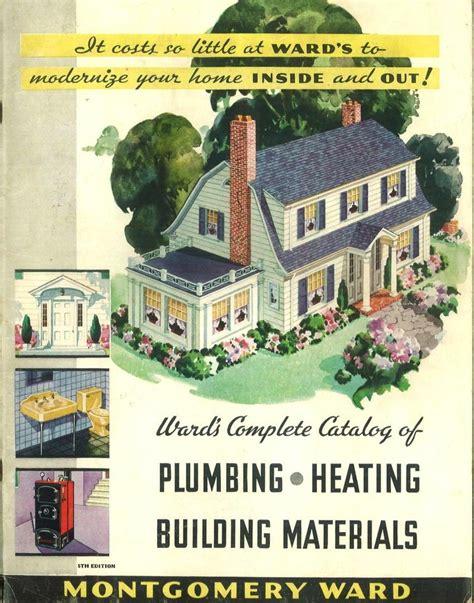 Ward Plumbing And Heating ward s complete catalog of plumbing heating building