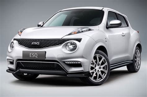 Infiniti ESQ revealed in China   Car News   SUV/Crossovers