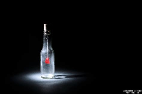 message in a bottle by alexaidonidis on deviantart