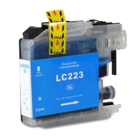 Lc 39 Cyan lc 223 c 10 ml cyan kompatibel bl 228 ckpatron
