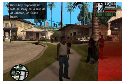 video gta san andreas descargar para pc