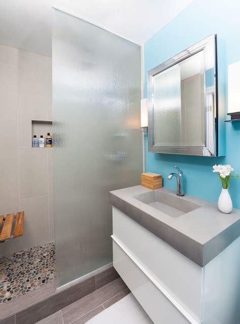 bright bathroom colors 12 cool small bathroom remodel ideas home and gardening