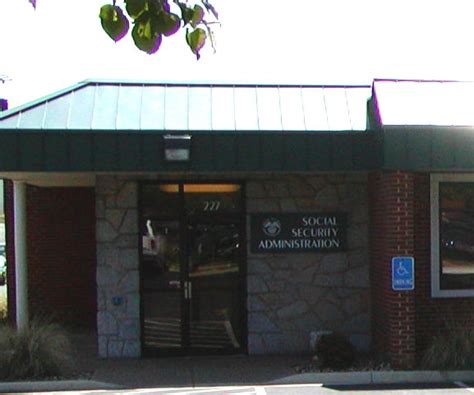 virginia social security offices