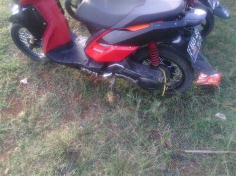 Speedometerspidometer Mio Karbu Yamaha Asli modifikasi mio sporty menjadi x ride asli mirip viwimoto