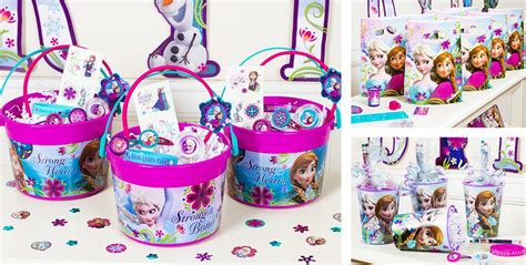 frozen party favors charm bracelets necklaces rings  party city