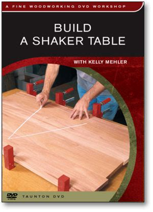 Dvd Build A Shaker Table With Mehler build a shaker table with mehler