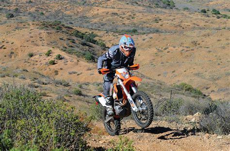 Ktm 500 Exc As Adventure Bike Dirt Bike Magazine Ktm 500exc Dual Sport Test