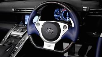 Lexus Lfa Steering Wheel Lexus Expands Takata Airbag Recall Lfa And Is Models