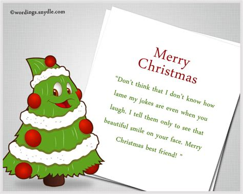 funny christmas cards wordings  messages