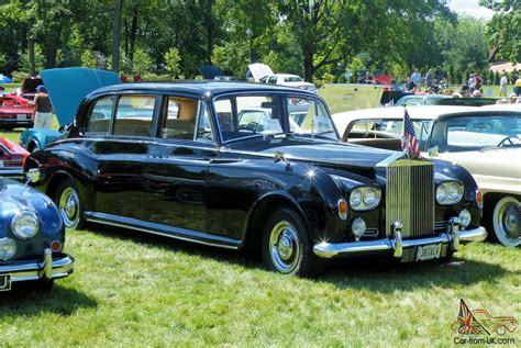 Rolls Royce 1960 by 1960 Rolls Royce Phantom V Limousine