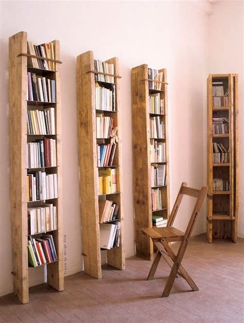 bookshelves for small spaces for the