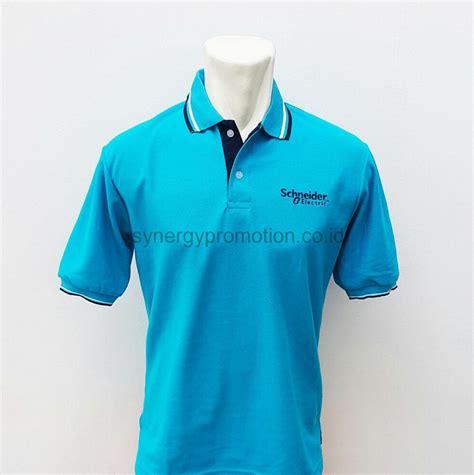 Polo Polos Biru Muda Kaos Kerah Polos Biru Muda 1 kaos kerah biru langit synergy promotion