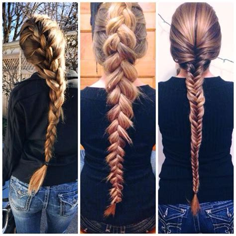 25 best ideas about inside out french braid on pinterest hair braiding basics for dutch fishtail and french braid