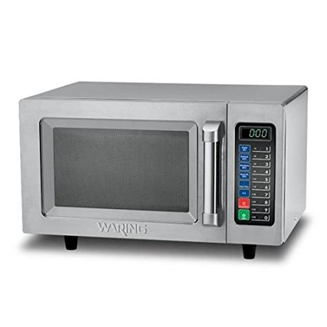 Waring Small Appliances Home Waring Commercial Wmo90 Medium Duty 0 9 Cu Ft Commercial