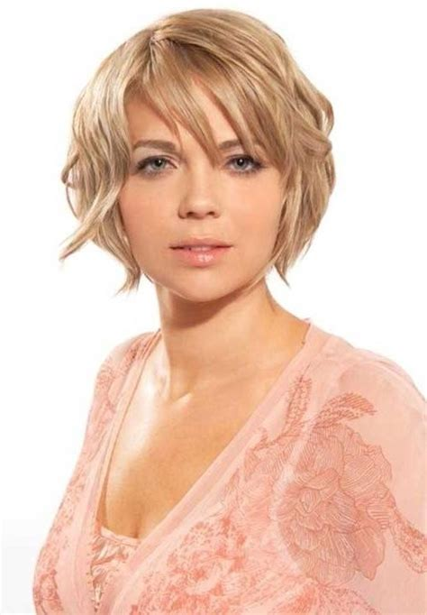 short hairstyles for heavy set women 20 collection of short haircuts for heavy set woman