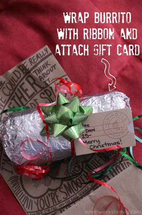 Specialty Gift Cards - unique gift wrapping ideas for gift cards a crafty spoonful