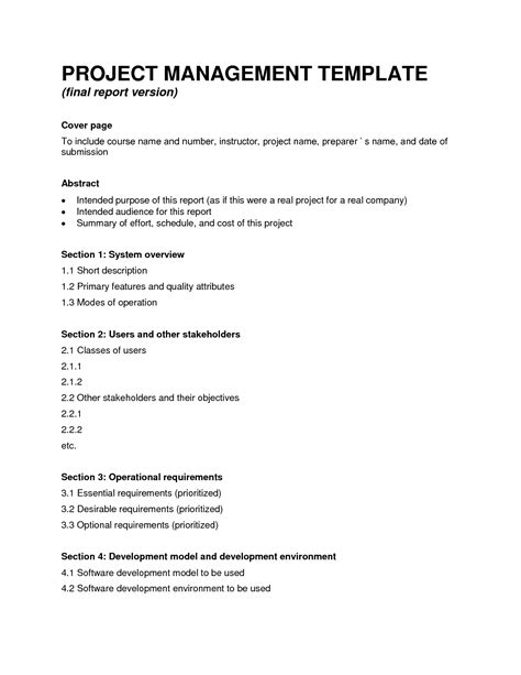 science fair report template science fair project report template 28 images best