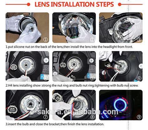 dland koito led aes bi xenon projector lens with excellent low beam and high beam buy aes bi