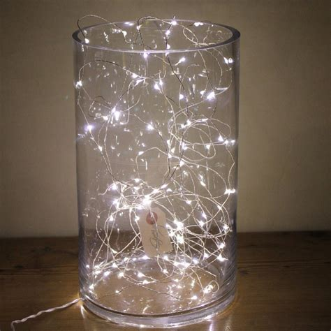 Naked wire fairy lights 10 15 or 20 meter