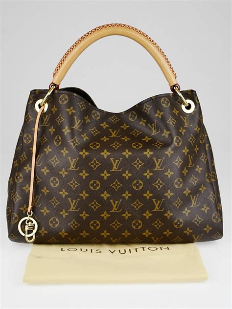 louis vuitton artsy mm bag louis vuitton monogram canvas artsy mm bag yoogi s closet