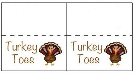 printable turkey toes turkey toes free printable