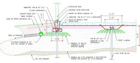Construction D Un Garage 498 by Nico Civil Exemple De Fondation Sur Pieux Viss 233 S